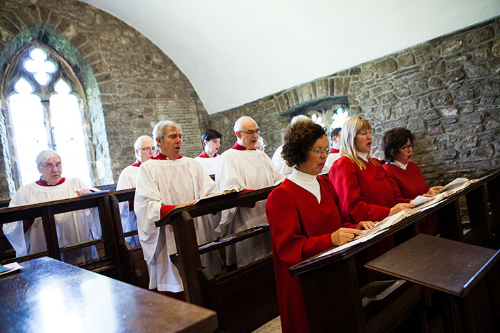 The St Denys Choir