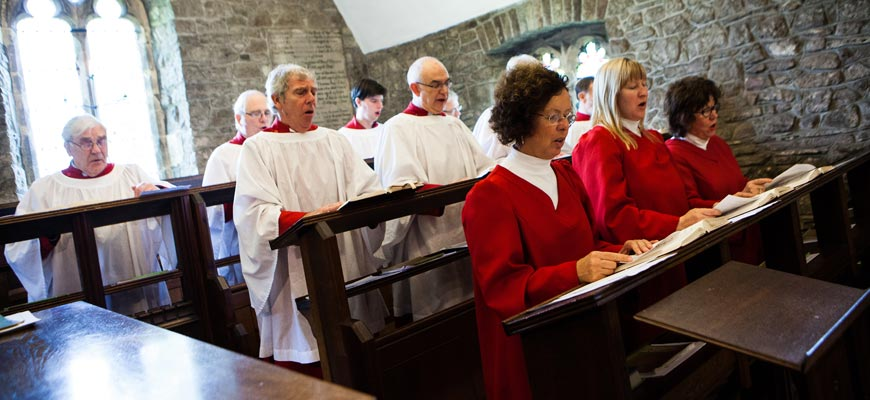 St Denys Choir